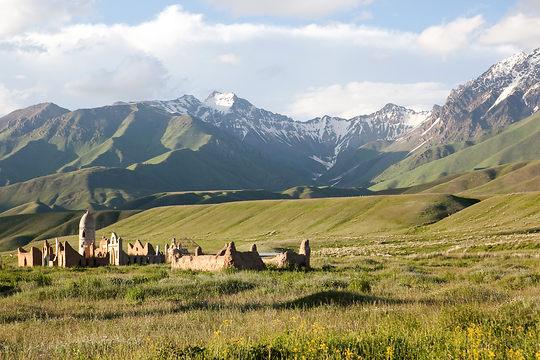 Kara-Oy, Naryn Province.